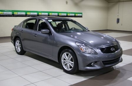 2013 Infiniti G37 Luxury AWD AUTO A/C CUIR TOIT MAGS in Carignan