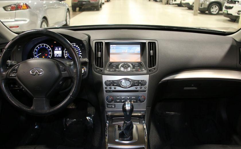 2013 Infiniti G37 Luxury AWD AUTO A/C CUIR TOIT MAGS #12