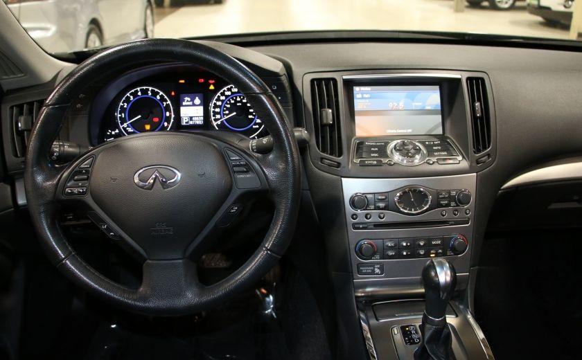2013 Infiniti G37 Luxury AWD AUTO A/C CUIR TOIT MAGS #13