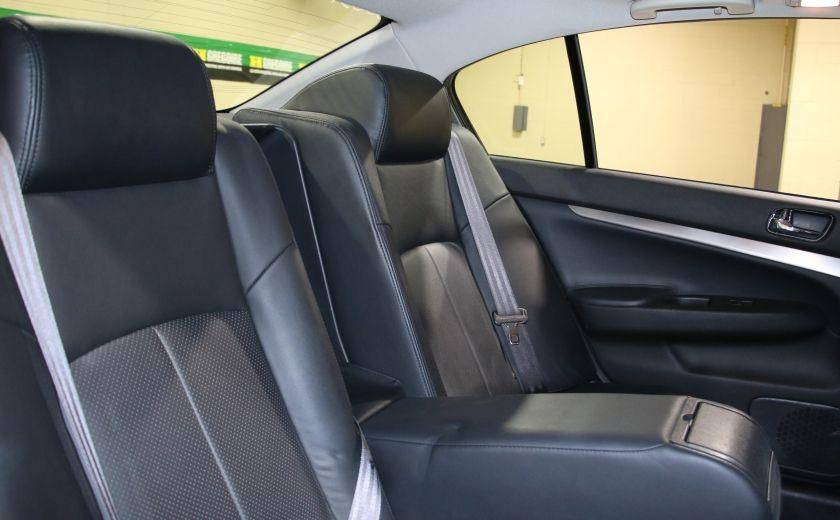 2013 Infiniti G37 Luxury AWD AUTO A/C CUIR TOIT MAGS #23