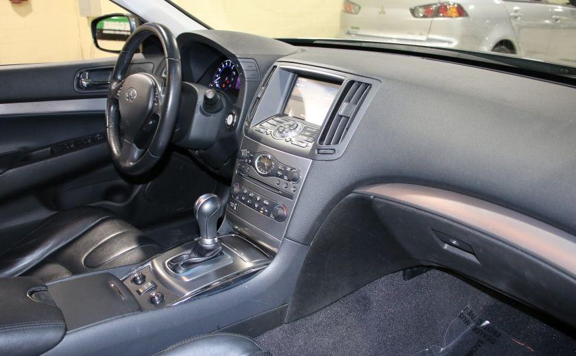2013 Infiniti G37 Luxury AWD AUTO A/C CUIR TOIT MAGS #24