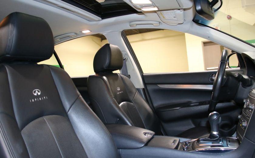 2013 Infiniti G37 Luxury AWD AUTO A/C CUIR TOIT MAGS #26