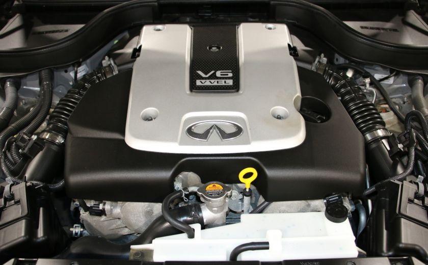 2013 Infiniti G37 Luxury AWD AUTO A/C CUIR TOIT MAGS #27