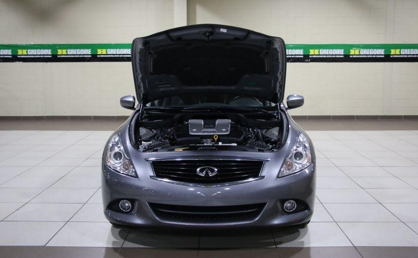 2013 Infiniti G37 Luxury AWD AUTO A/C CUIR TOIT MAGS #28