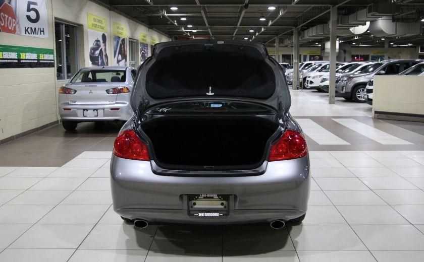 2013 Infiniti G37 Luxury AWD AUTO A/C CUIR TOIT MAGS #29