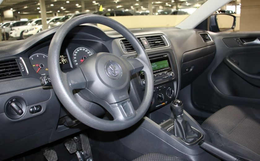 2014 Volkswagen Jetta Trendline A/C GR ELECT #8