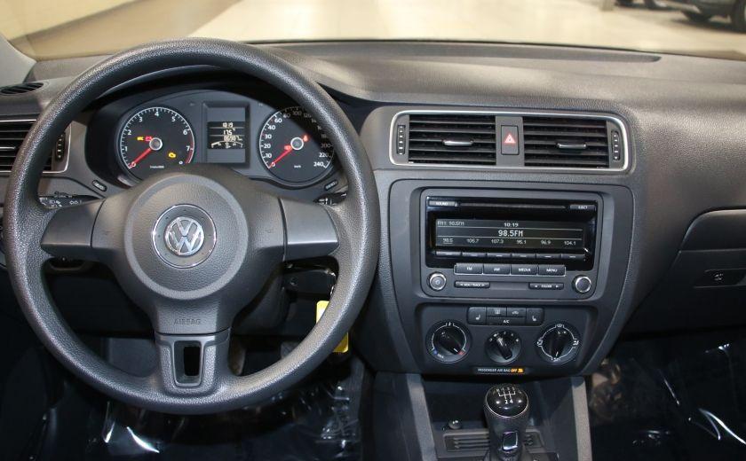 2014 Volkswagen Jetta Trendline A/C GR ELECT #12