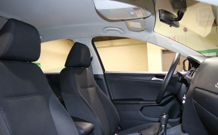 2014 Volkswagen Jetta Trendline A/C GR ELECT #22
