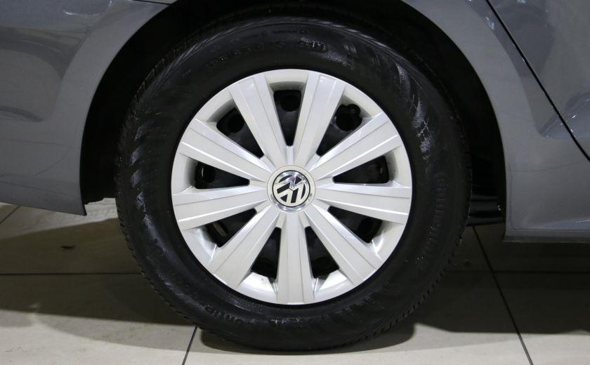 2014 Volkswagen Jetta Trendline A/C GR ELECT #28
