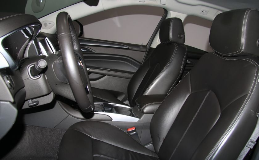 2013 Cadillac SRX Base CUIR A/C MAGS BLUETOOTH #9