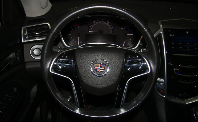 2013 Cadillac SRX Base CUIR A/C MAGS BLUETOOTH #14