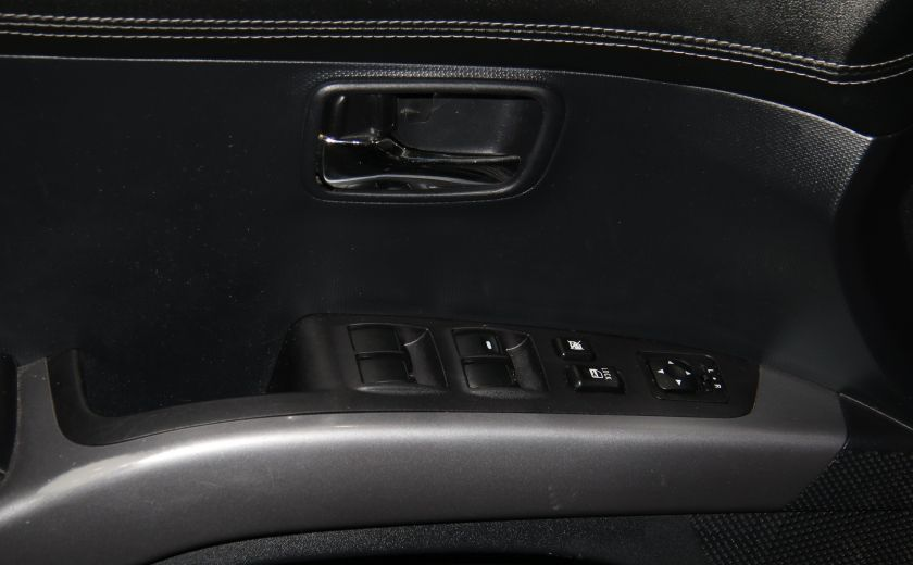 2012 Mitsubishi Outlander GT 4X4 AUTO CUIR TOIT MAGS BLUETOOTH 7PASSAGERS #10