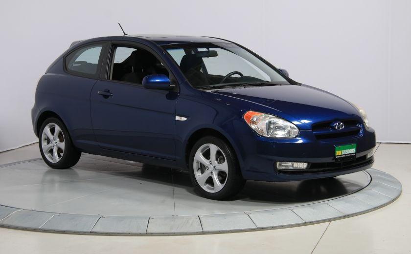 2010 Hyundai Accent GL SPORT A/C TOIT MAGS #0