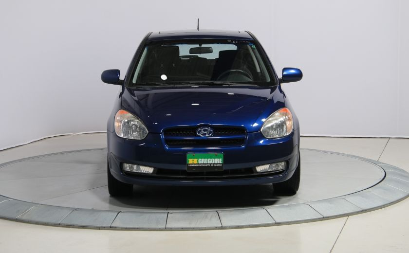 2010 Hyundai Accent GL SPORT A/C TOIT MAGS #1