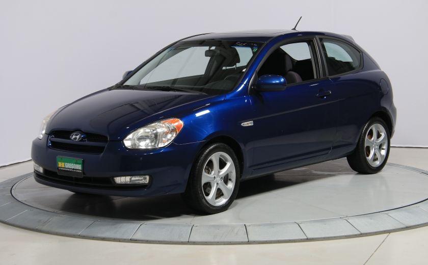2010 Hyundai Accent GL SPORT A/C TOIT MAGS #2