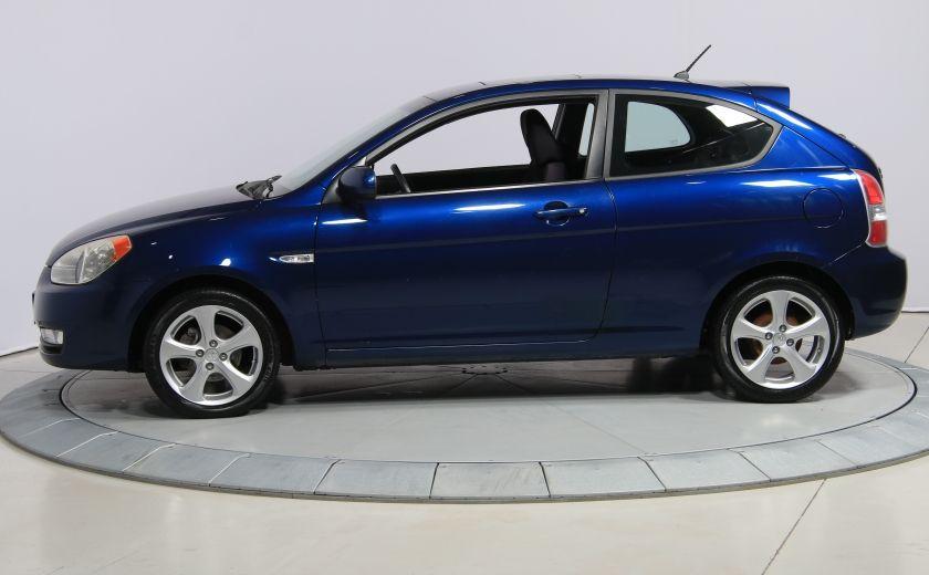 2010 Hyundai Accent GL SPORT A/C TOIT MAGS #3