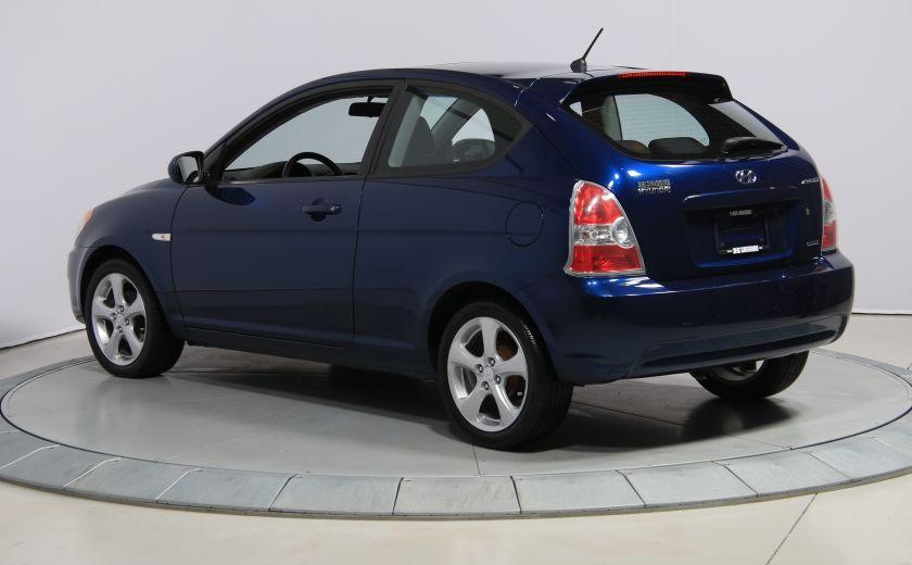 2010 Hyundai Accent GL SPORT A/C TOIT MAGS #4