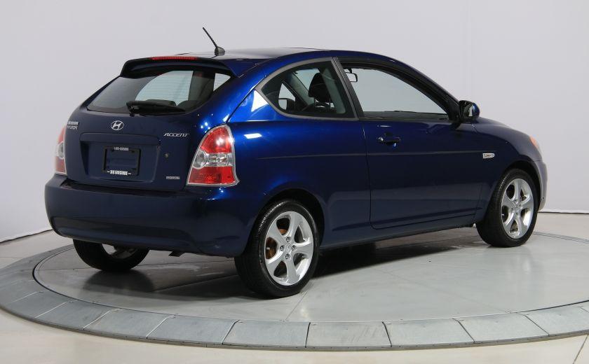 2010 Hyundai Accent GL SPORT A/C TOIT MAGS #6