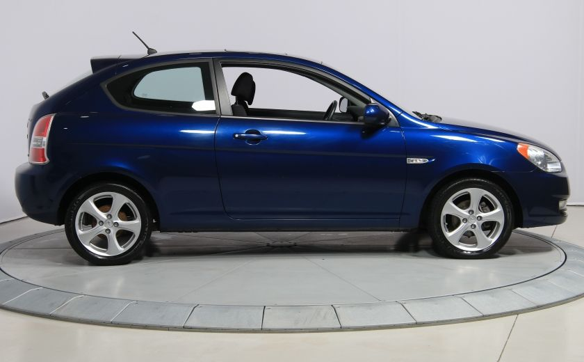 2010 Hyundai Accent GL SPORT A/C TOIT MAGS #7