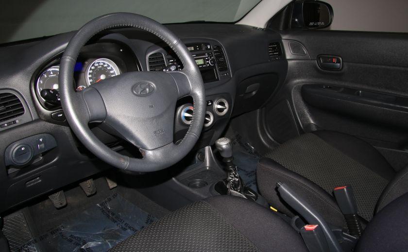 2010 Hyundai Accent GL SPORT A/C TOIT MAGS #8
