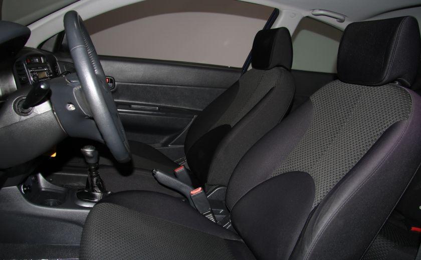 2010 Hyundai Accent GL SPORT A/C TOIT MAGS #9