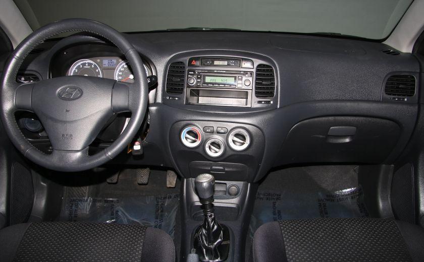 2010 Hyundai Accent GL SPORT A/C TOIT MAGS #12
