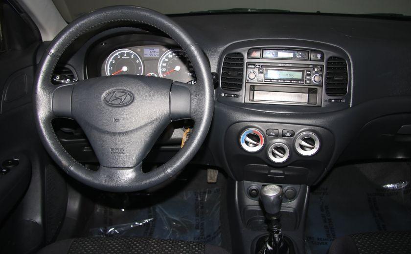2010 Hyundai Accent GL SPORT A/C TOIT MAGS #13