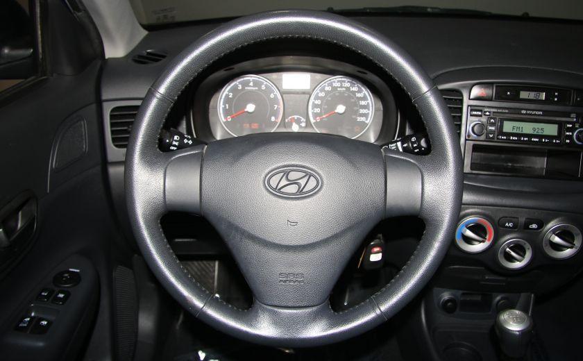 2010 Hyundai Accent GL SPORT A/C TOIT MAGS #14