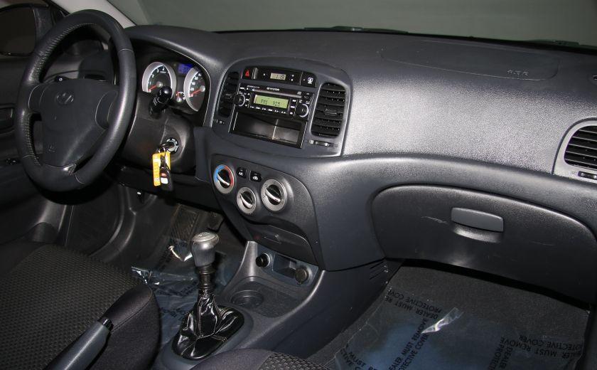 2010 Hyundai Accent GL SPORT A/C TOIT MAGS #18