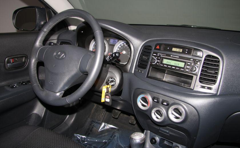 2010 Hyundai Accent GL SPORT A/C TOIT MAGS #19