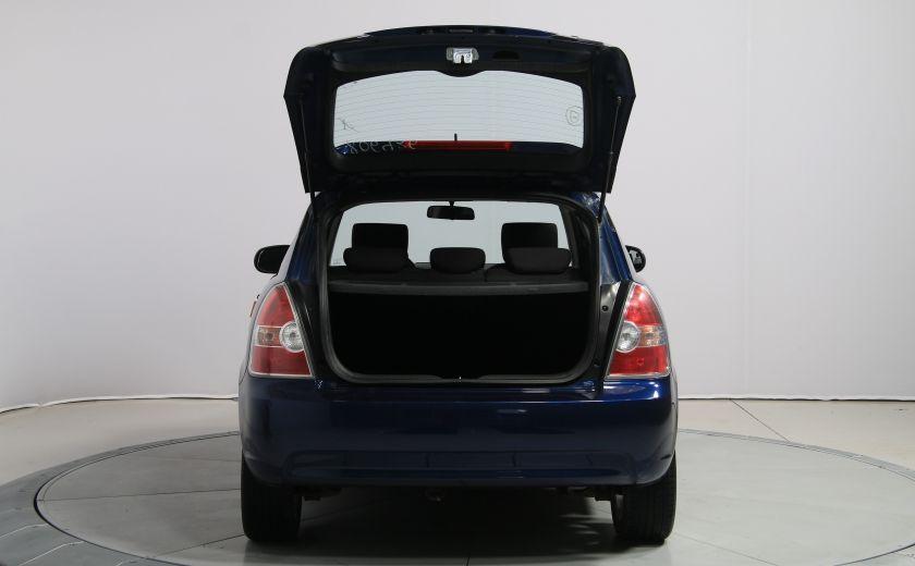 2010 Hyundai Accent GL SPORT A/C TOIT MAGS #23
