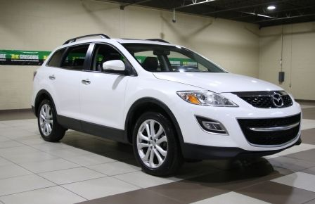 2012 Mazda CX 9 GT AWD CUIR TOIT MAGS BLUETOOTH 7PASSAGERS in Drummondville