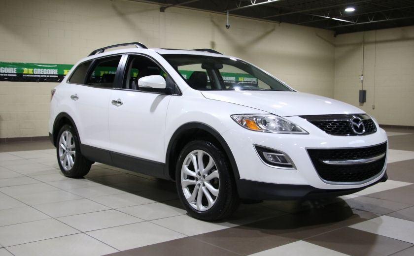2012 Mazda CX 9 GT AWD CUIR TOIT MAGS BLUETOOTH 7PASSAGERS #0