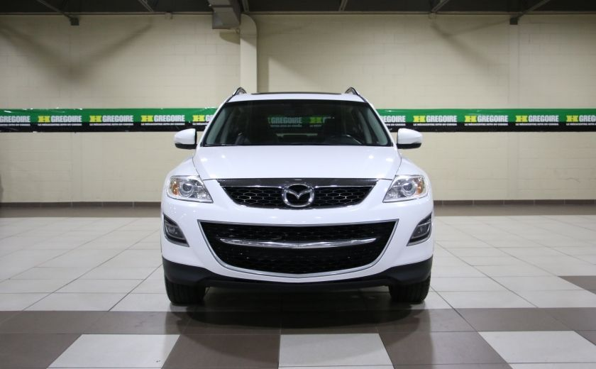 2012 Mazda CX 9 GT AWD CUIR TOIT MAGS BLUETOOTH 7PASSAGERS #1
