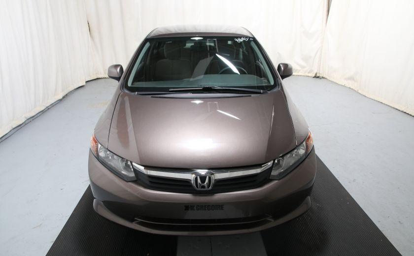 2012 Honda Civic LX #1