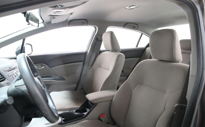 2012 Honda Civic LX #8