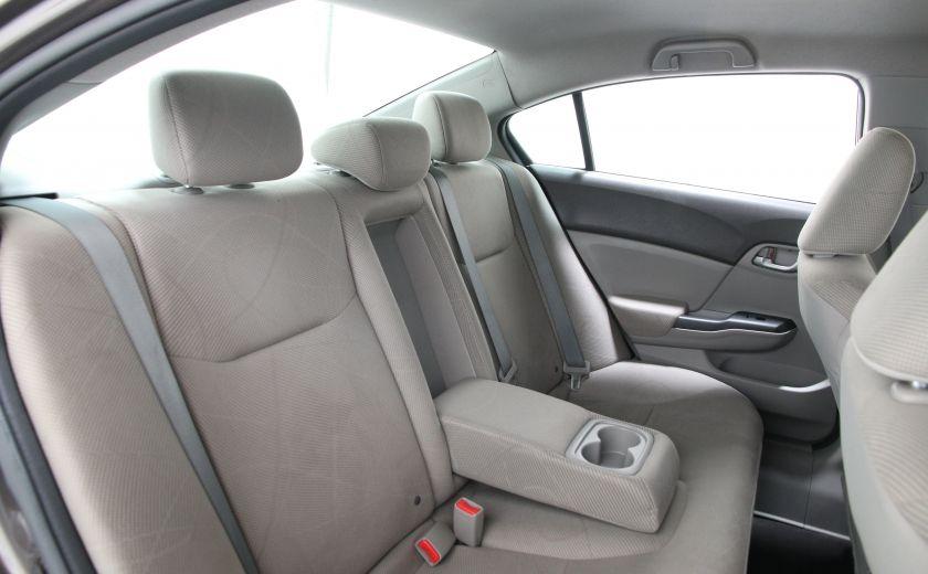 2012 Honda Civic LX #15