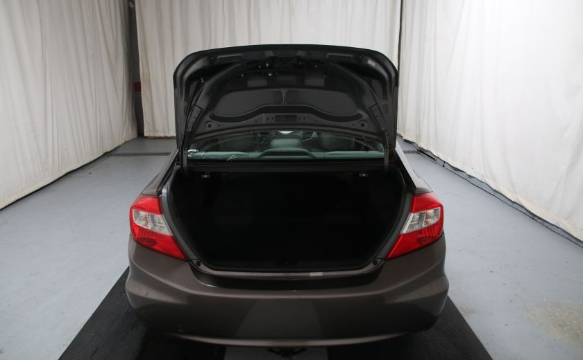 2012 Honda Civic LX #21