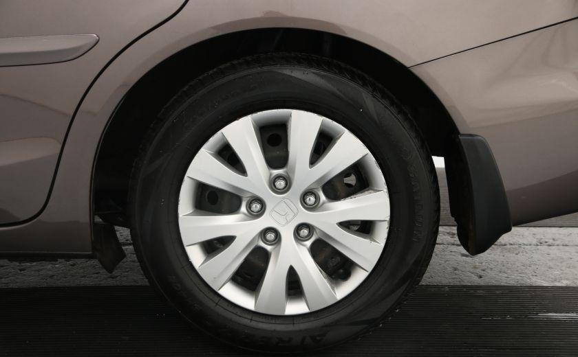 2012 Honda Civic LX #24