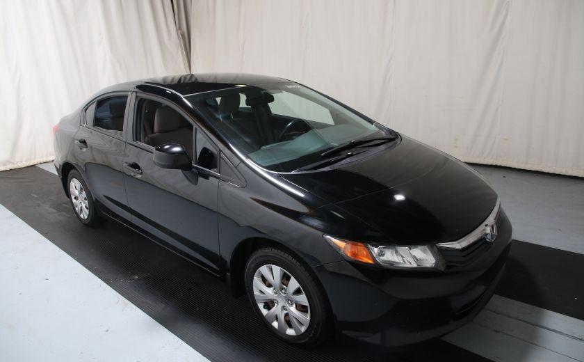 2012 Honda Civic LX #0