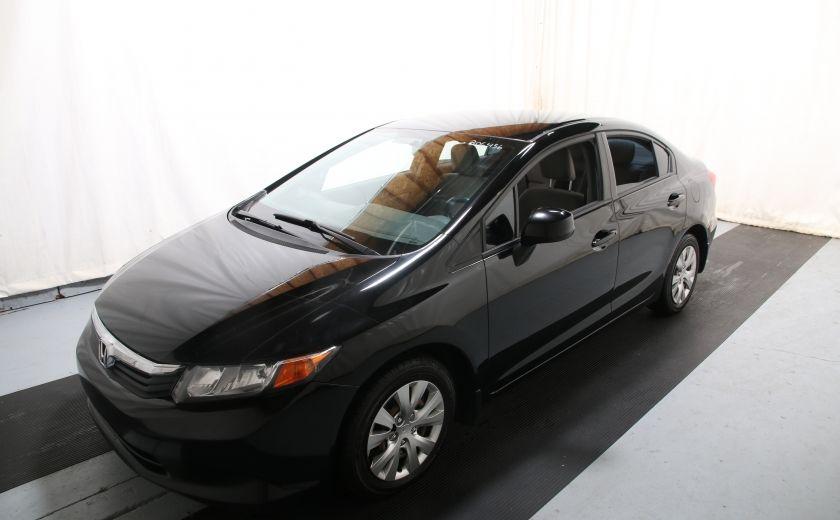 2012 Honda Civic LX #2