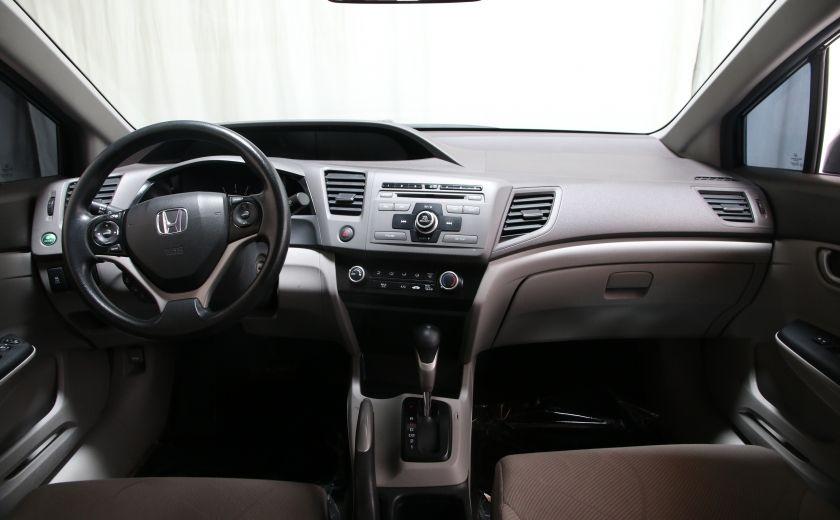 2012 Honda Civic LX #9