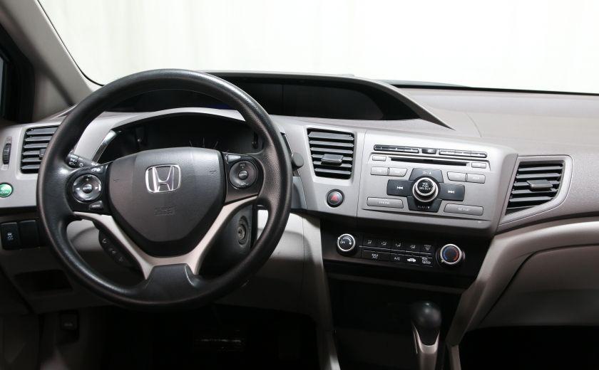 2012 Honda Civic LX #10