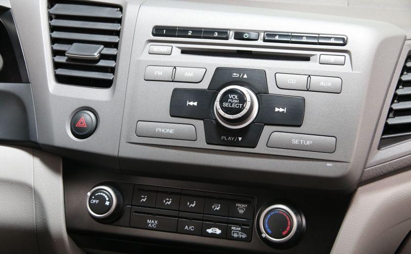 2012 Honda Civic LX #11