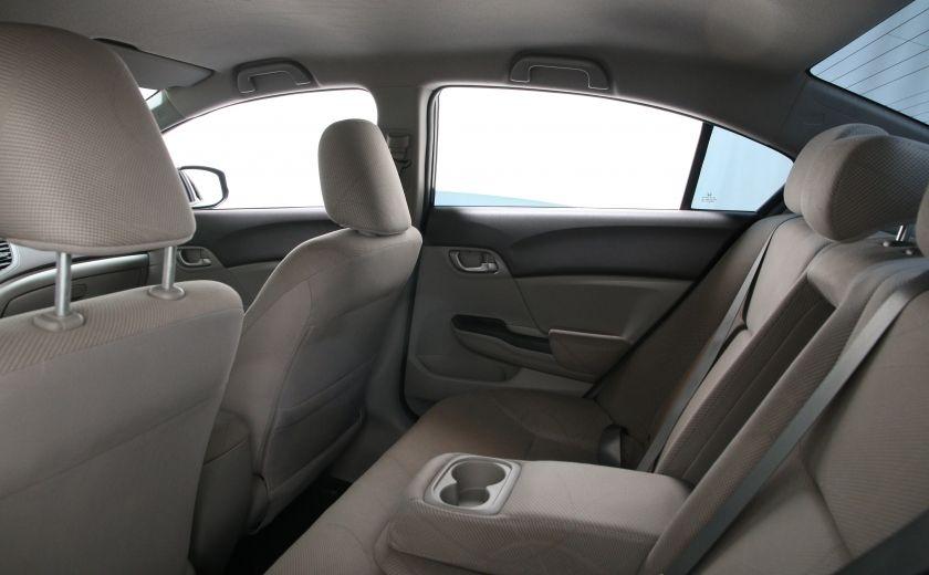 2012 Honda Civic LX #12