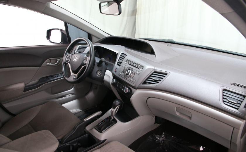 2012 Honda Civic LX #16