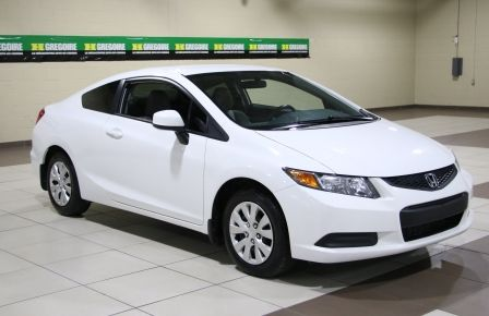 2012 Honda Civic LX AUTO A/C GR ELECT BLUETOOTH in Repentigny