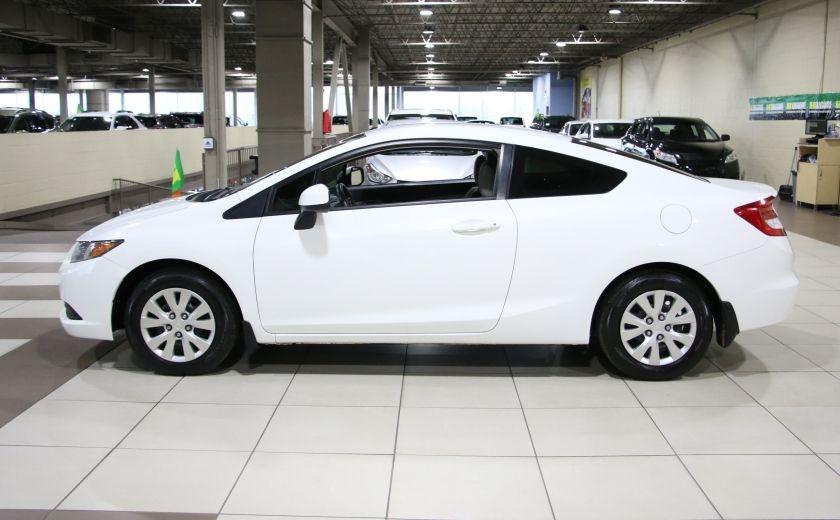 2012 Honda Civic LX AUTO A/C GR ELECT BLUETOOTH #3