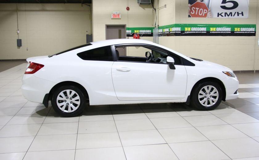 2012 Honda Civic LX AUTO A/C GR ELECT BLUETOOTH #7