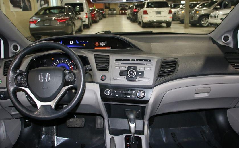 2012 Honda Civic LX AUTO A/C GR ELECT BLUETOOTH #11